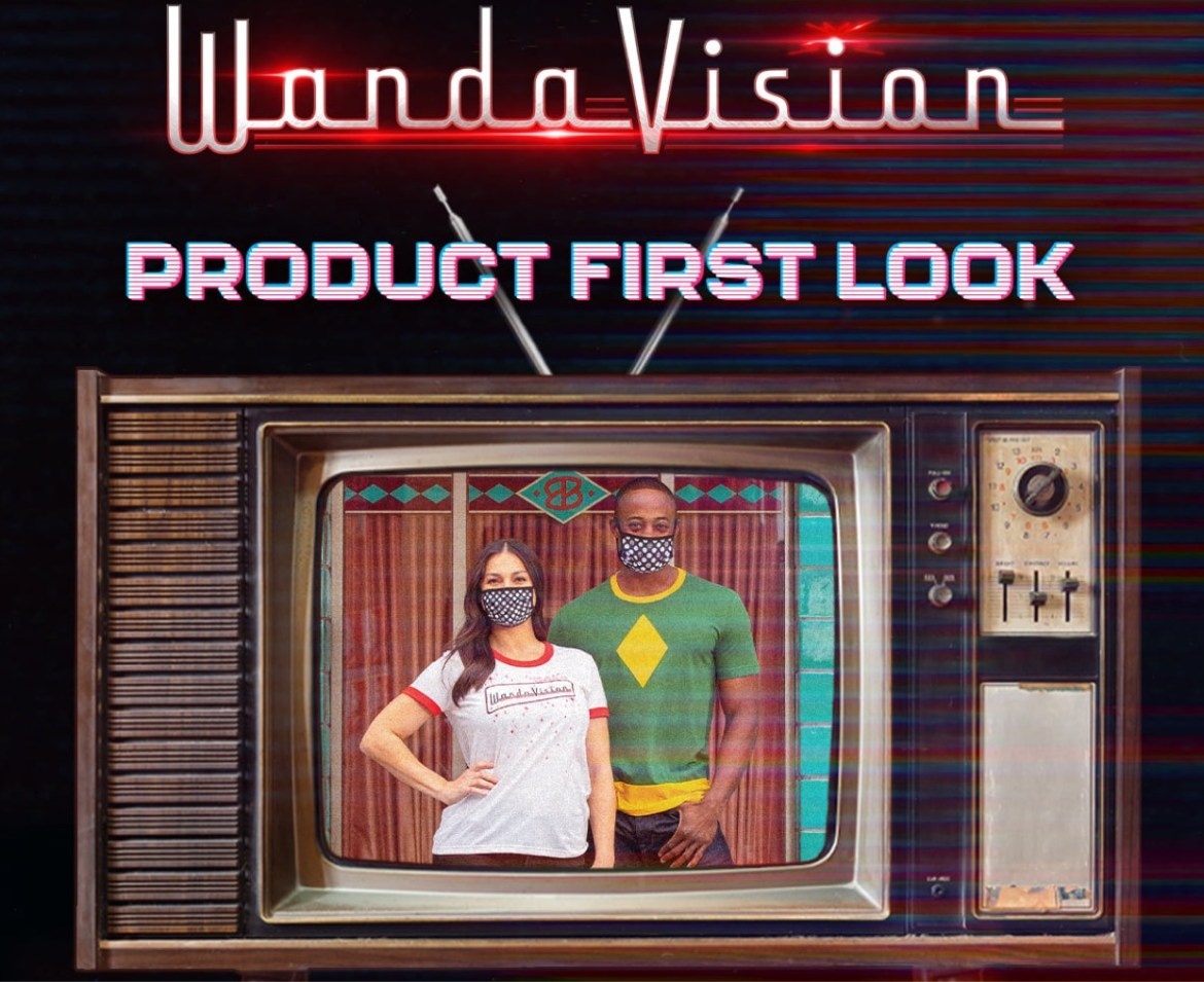 WandaVision photo op coming to Disneyland Resort Backlot Premiere Shop