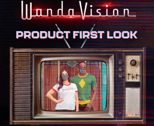 WandaVision photo op