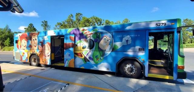 Disney World is hiring Full Time Bus Drivers 1