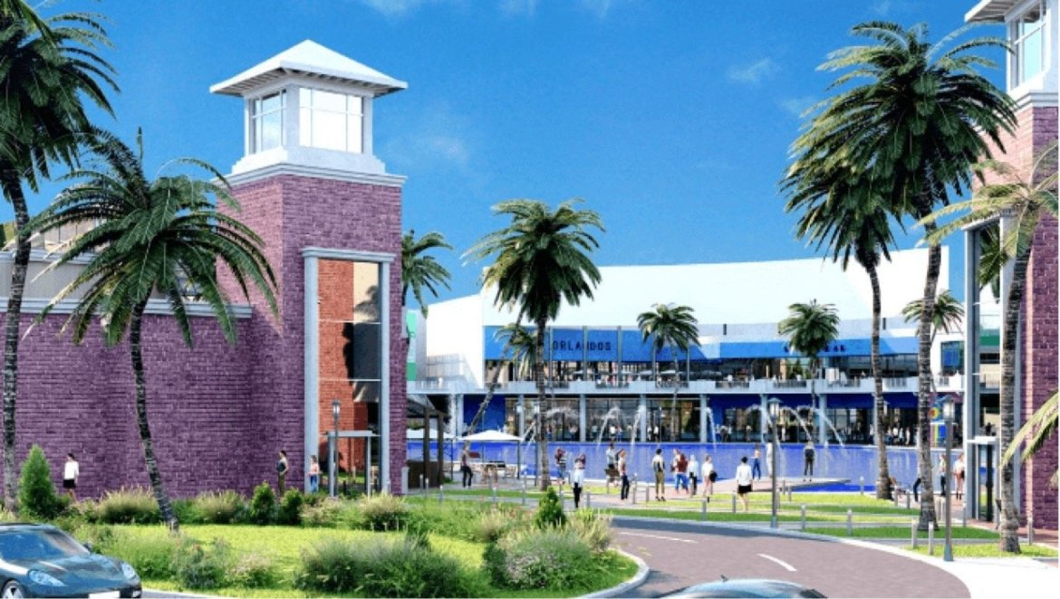 New Shopping and Dining Center coming to Orlando between Disney World & Universal
