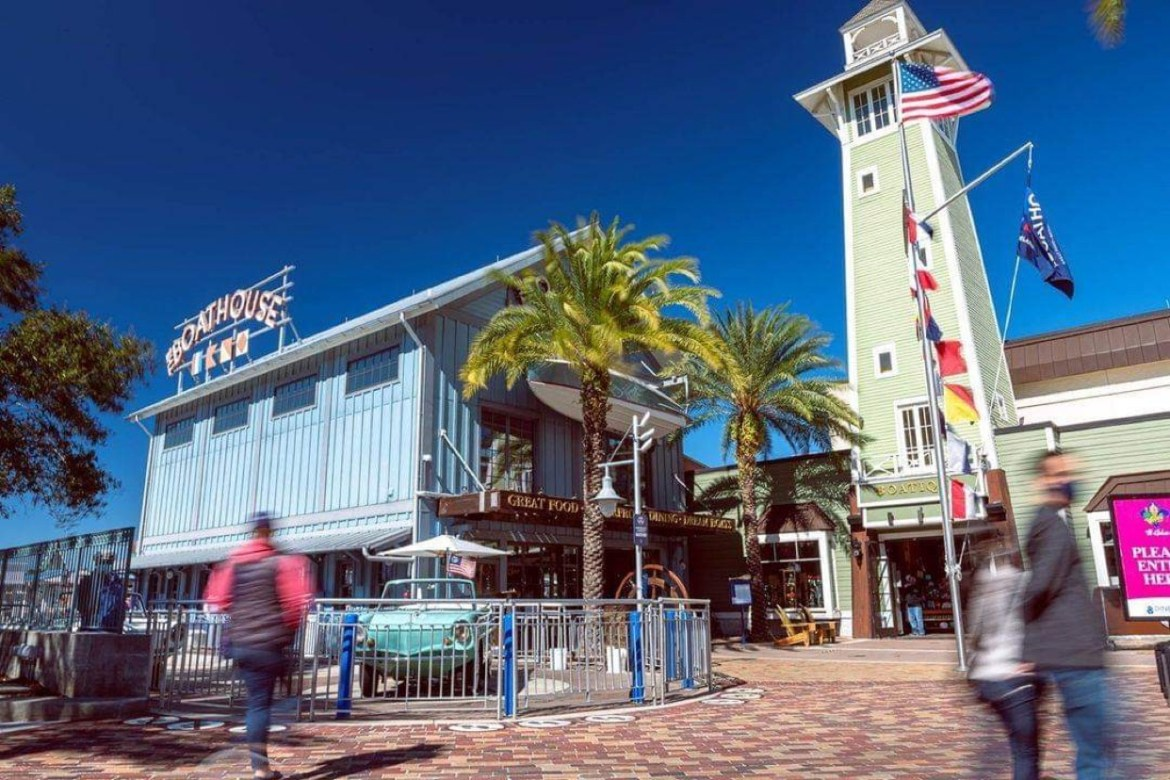 The Captains Sing Along Brunch coming to the Boathouse in Disney Springs