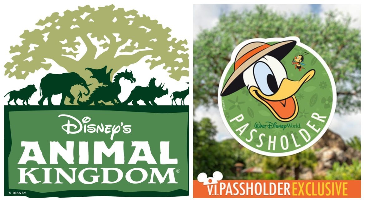 Annual Passholder Exclusive Weekday Offerings coming to Disney's Animal Kingdom
