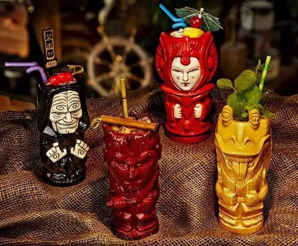 Star Wars Prequel Tiki Mugs Serve Up Galactic Drinks