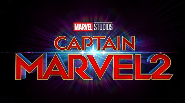 Captain Marvel 2 Logo