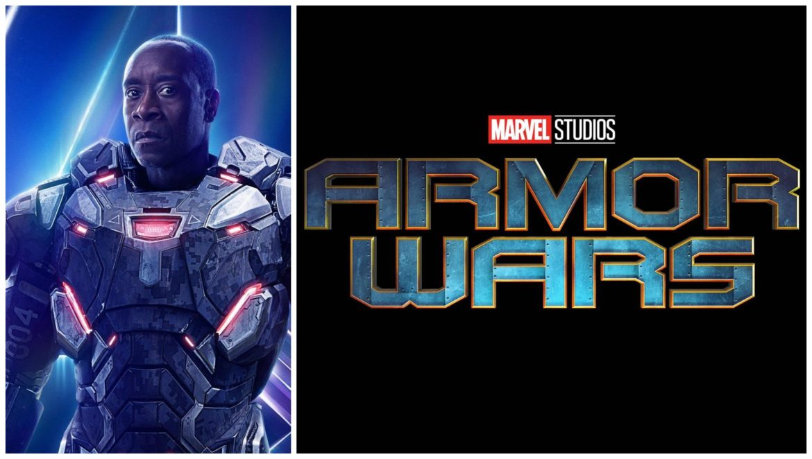Don Cheadle Shares New Details for Marvel Studios 'Armor Wars'