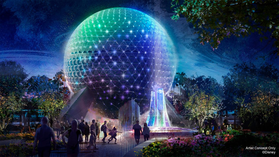 Spaceship Earth Updates will remain permanent in Epcot