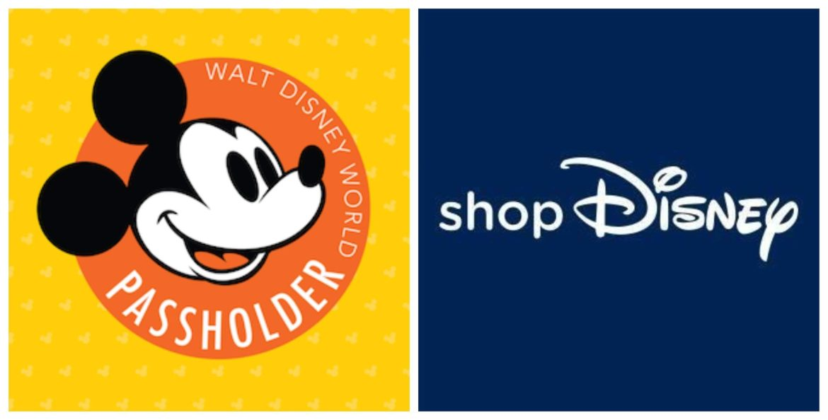 Annual Passholders you can Save 25% for a Limited Time on Select Merchandise at shopDisney.com