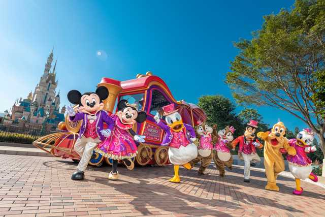 With COVID restrictions easing will Hong Kong Disneyland reopen soon?