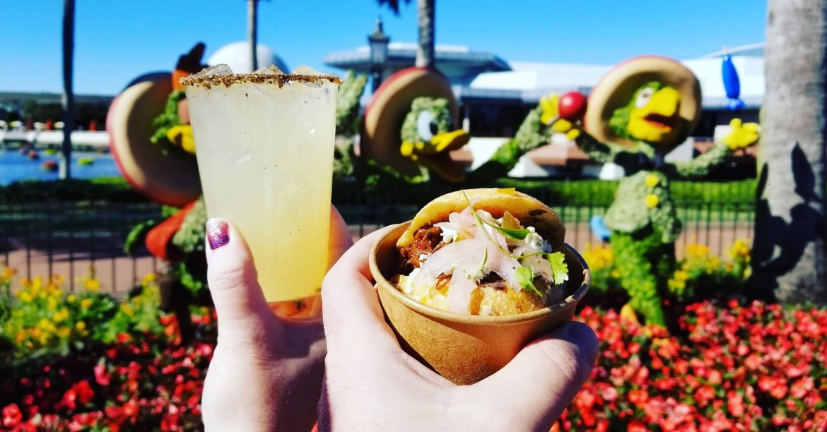 2021 Taste of EPCOT International Flower & Garden Festival Outdoor Kitchen Menus revealed