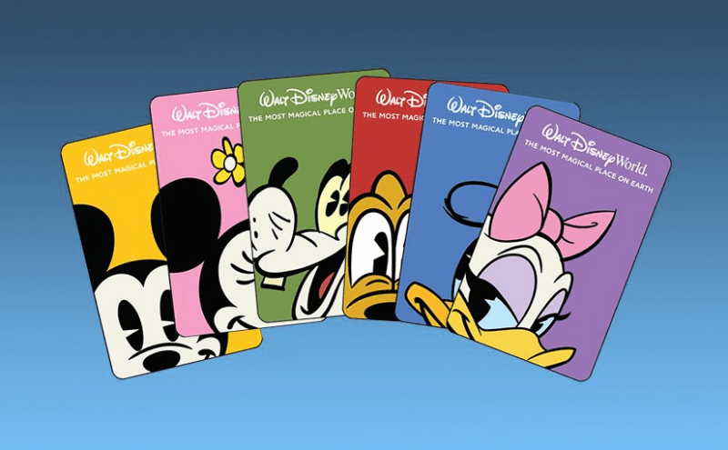 Disney World releasing new Key to the World Card Designs