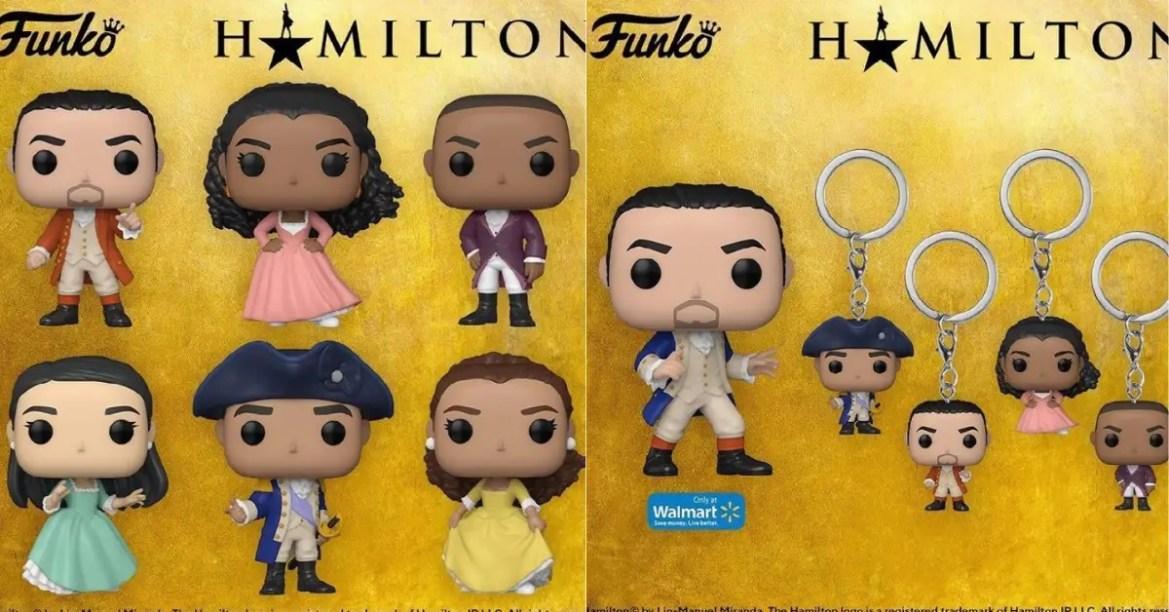 Hamilton Funko POP Collection Dancing Into Town Soon!