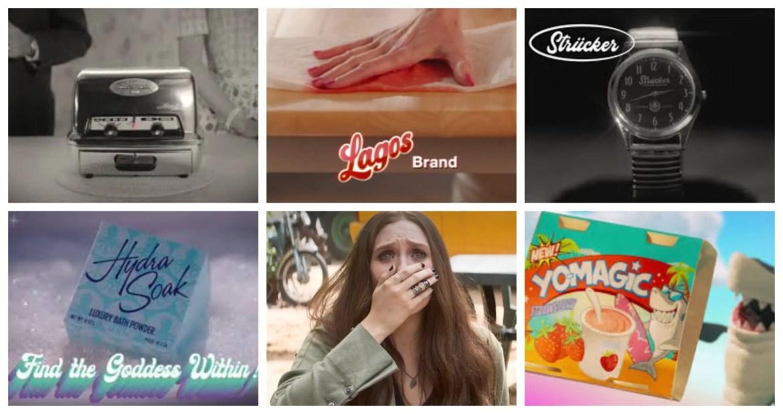 'WandaVision' Commercials Parallel the Infinity Stones and Wanda's Trauma