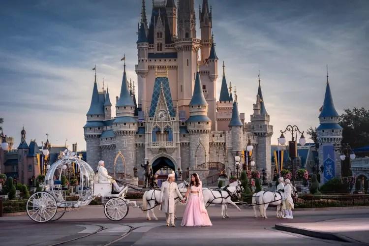 Disney's Fairytale Weddings & Honeymoons Celebrates 30 Years