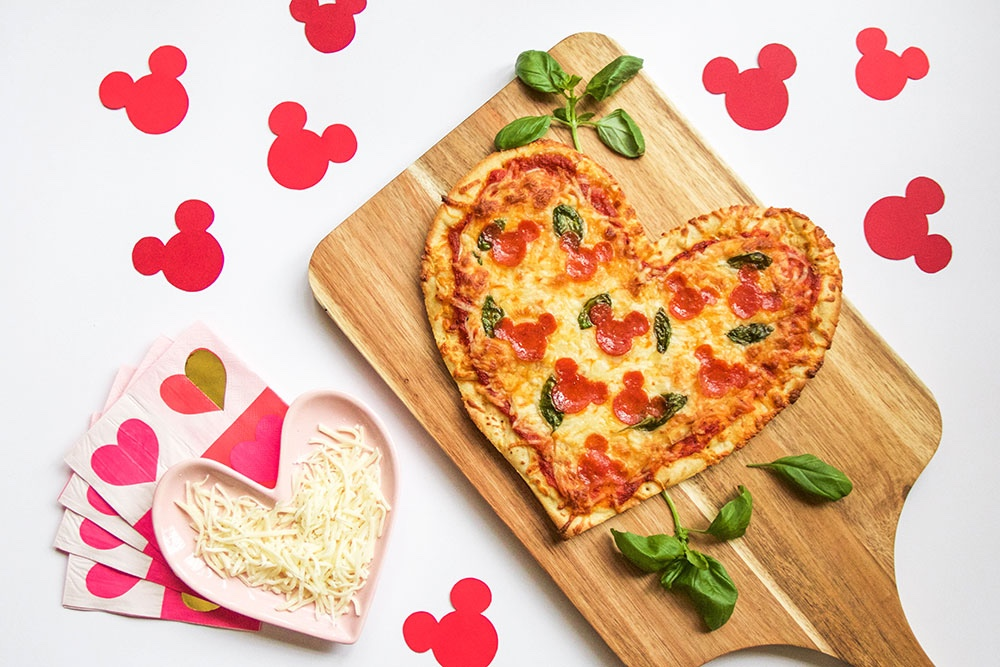 Celebrate National Pizza Day With This Hidden Mickey Pepperoni Pizza You Can Make At Home!