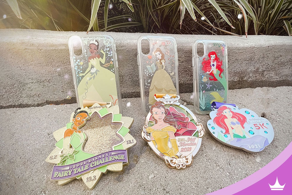 Get Ready For The runDisney Virtual 2021 Disney Princess Half Marathon Weekend!