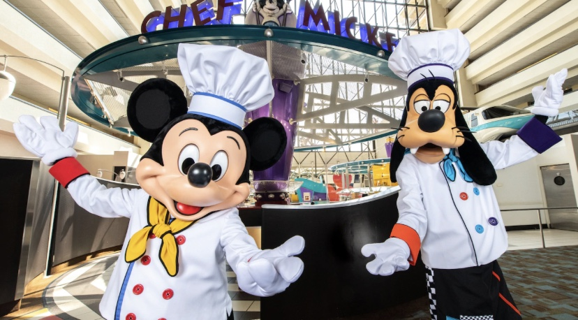 Chip and Co Fans Tell Us Their Favorite Places To Eat At Disney World