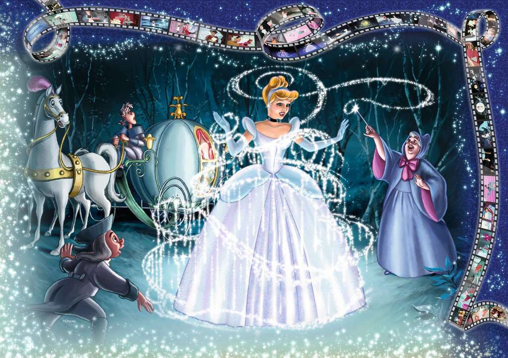 Woman Breaks World Record by Completing 40,000-Piece Disney Jigsaw Puzzle