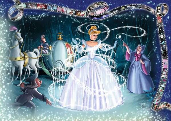 Cinderella Ravensburger Puzzle