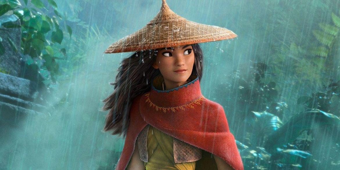 First Look: Disney releases new Raya and the Last Dragon Super Bowl trailer!