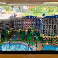 riviera lego display
