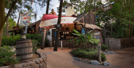 Worst Restaurants at Disney World according to Yelp! 17
