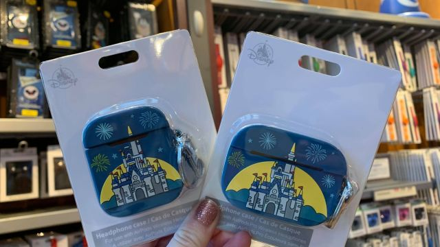 Cinderella Castle Headphone Cases