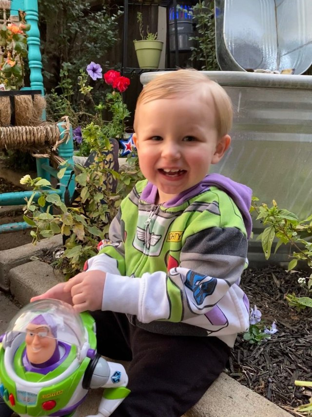 Missing Buzz Lightyear goes on a mission before returning home thanks to Southwest Airlines 5