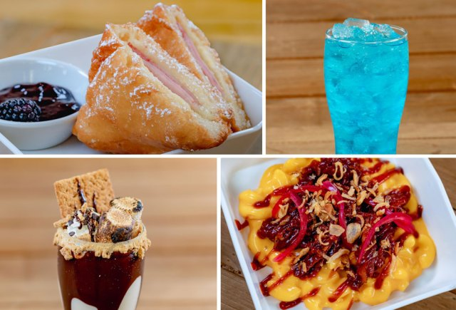 Food Guide to 'A Touch of Disney' at Disney California Adventure Opening March 18 18