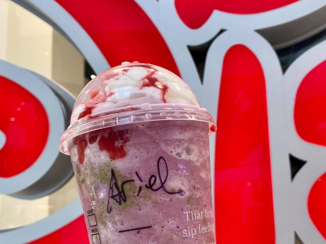 We're Flipping Our Fins For This Ariel Inspired Frappuccino From Starbucks 2