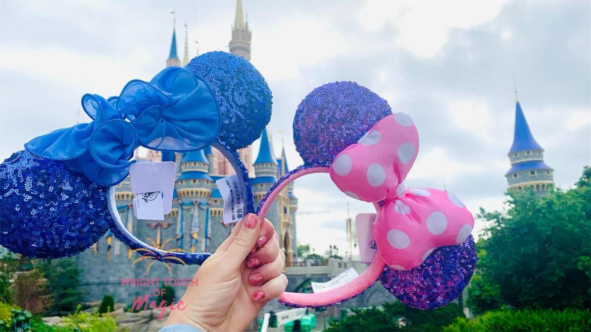 New Springtime Minnie Ears are in bloom at Disney World