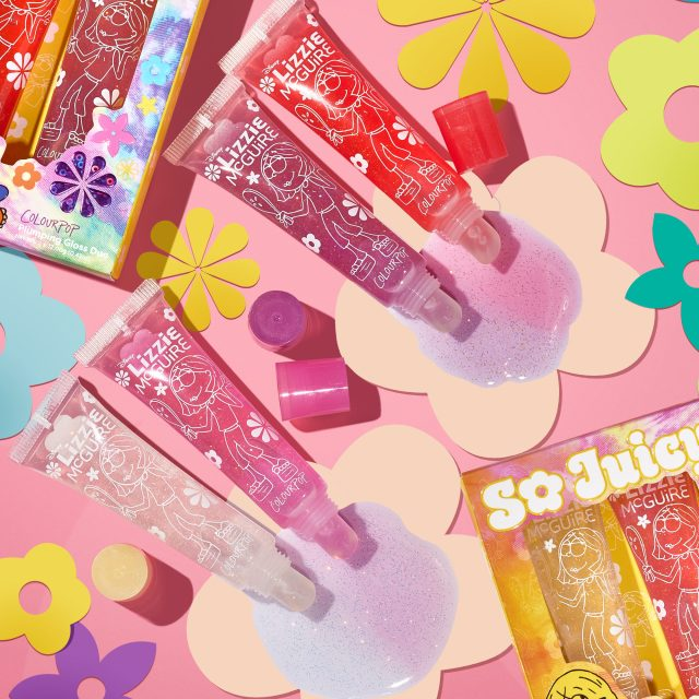 Dear Diary, I Must Have The New Lizzie McGuire ColourPop Collection! 2