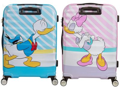 Donald and Daisy suitcases