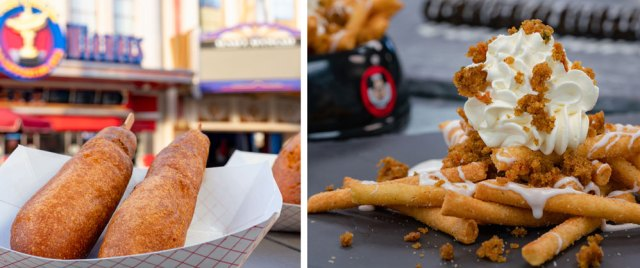 Food Guide to 'A Touch of Disney' at Disney California Adventure Opening March 18 3