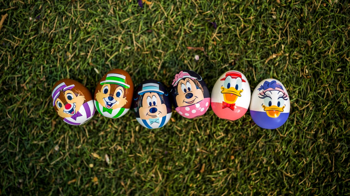 Easter is returning to the Disneyland Resort