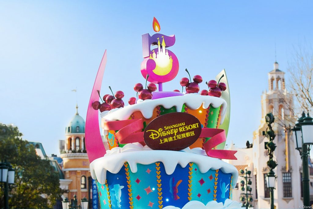 Celebrate the 5th Anniversary of Shanghai Disneyland with A Year of Magical Surprises