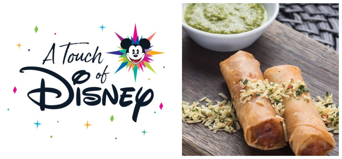Marketplace Menus & Prices for 'A Touch of Disney' Event
