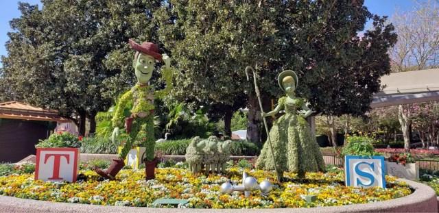 Cast Member Flower & Garden