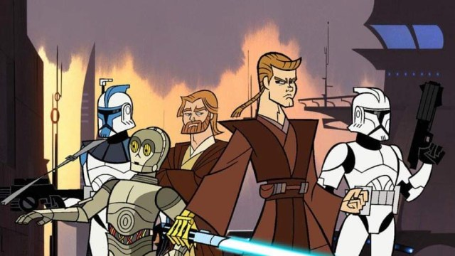 Star Wars Disney+