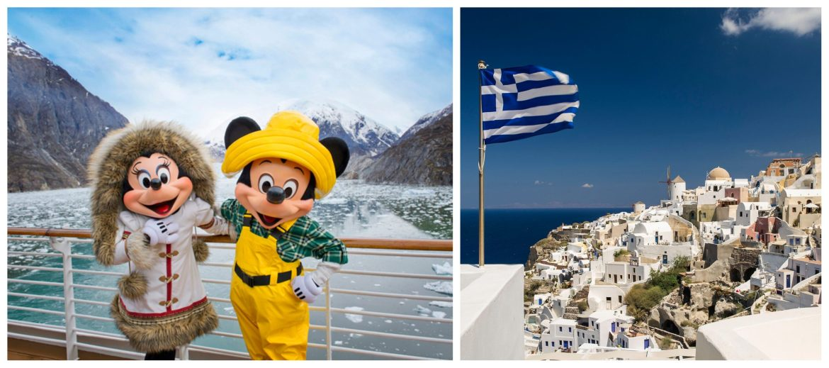 Disney Cruise Line Summer 2022 Itineraries just announced!