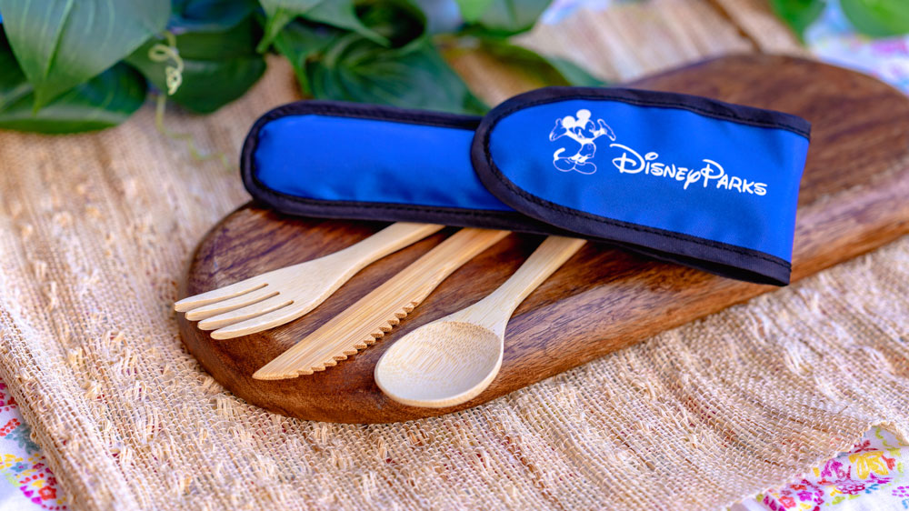 Disney World to remove all plastic silverware from theme parks