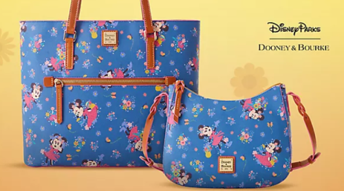 2021 Epcot Flower & Garden Dooney & Bourke are now available