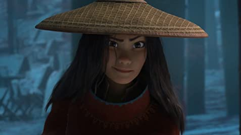 Raya in 'Raya and the Last Dragon'