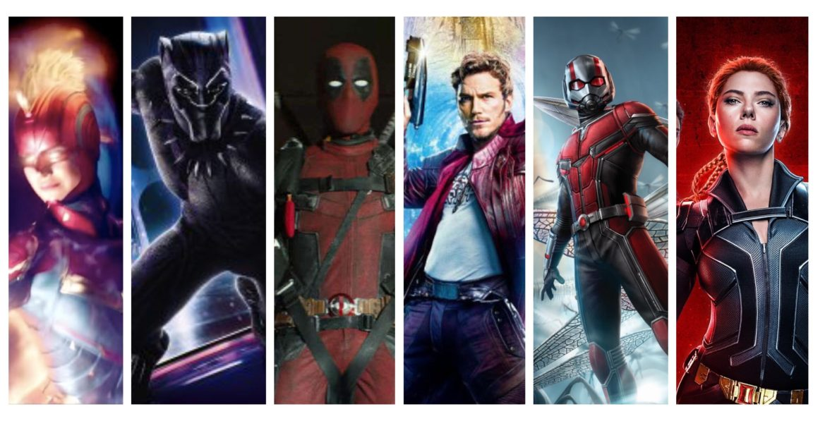 Marvel Studios' Complete Phase 4 Theatrical Release Schedule Leaked Online