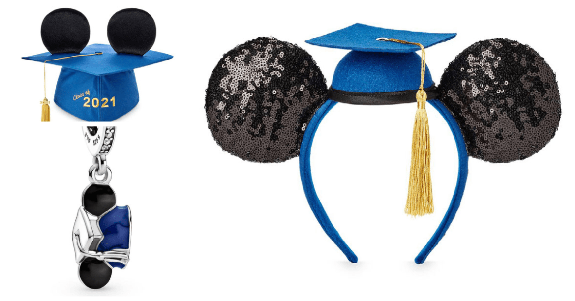 2021 Mickey Graduation Collection Is Now Online