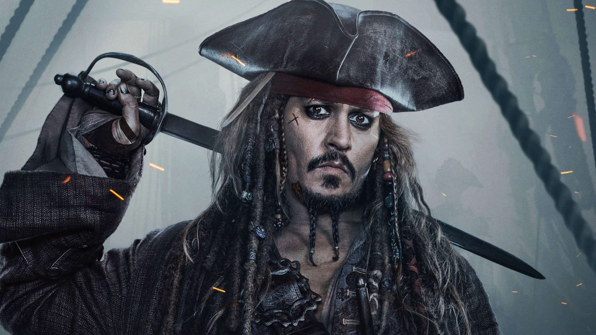 Johnny Depp 'Pirates of the Caribbean' Re-Hire Petition Reaches Over Half a Million Signatures