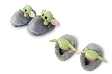 The Child Slippers