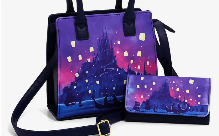 Tangled Loungefly Collection From Hot Topic