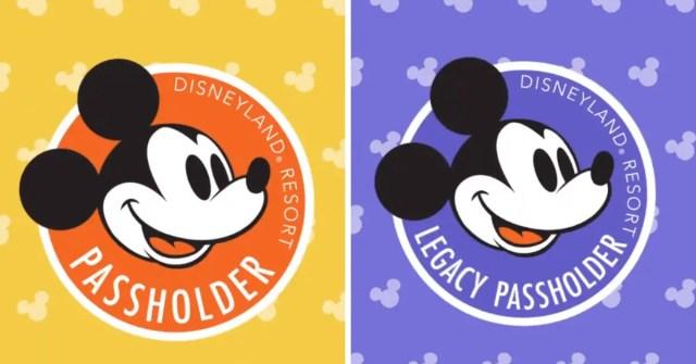 New way Disneyland Legacy Passholders receive discounts 1