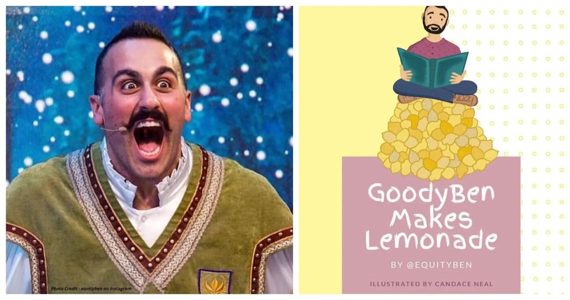 Former Disney Cast Member Creates Magic with New Children's Book