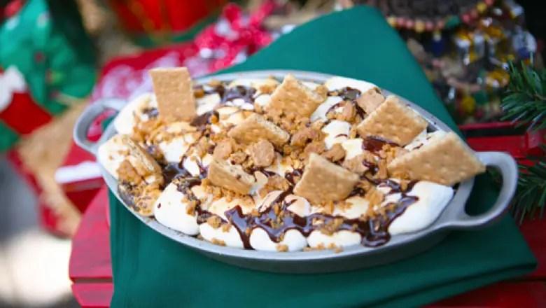 S'mores Bake Recipe From Big Thunder Ranch Barbecue At Disneyland